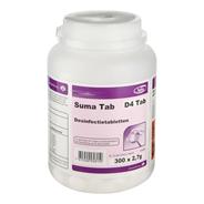 Suma Tab D4 Desinfectietabletten300 stuks