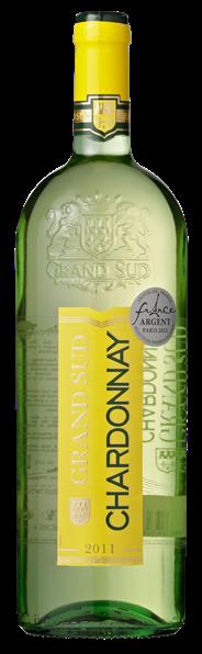 Grand Sud Chardonnay 1 liter