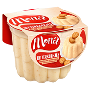 Mona Bitterkoekjespudding 450 ml