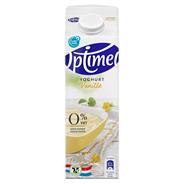 Optimel Yoghurt vanille 1 liter