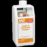 HG Tapijt bekledingreiniger 1 liter