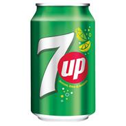 7UP 24 x 33 cl