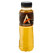 Aquarius Rehydration orange PET 24 x 330 ml