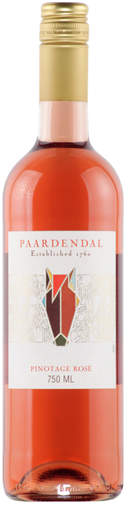 Paardendal Pinotage Rosé 6 x 750 ml