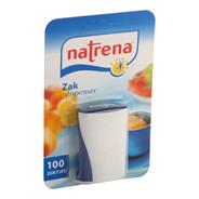 Natrena Zoetjes zakdispenser 100 tabletten