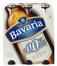 Bavaria 0.0% wit fles 24 x 300 ml