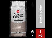 Douwe Egberts Fresh Brew Zilver 6 x 1 kg