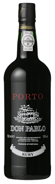 Don Pablo Port ruby 750 ml