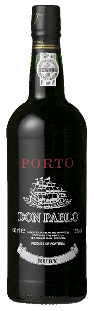 Don Pablo Port wit 750 ml