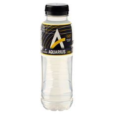 Aquarius Lemon PET 0.33L 1x
