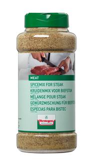 Verstegen Kruidenmix voor biefstuk met zout 800 gram