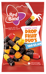 Red Band Dropfruit duo's 24 x 100 gram