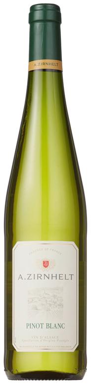 A. Zirnhelt Pinot Blanc 750 ml