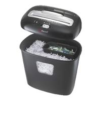 Rexel Duo Cross Cut Shredder