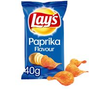 Lay's Chips Paprika 20 x 40 gram
