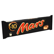 Mars 10 x 45 g