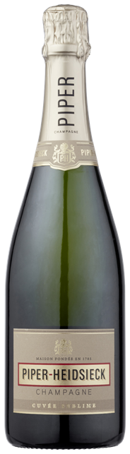 Piper Heidsieck Sublime Champagne Demi-sec 6 x 750 ml