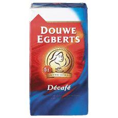 Douwe Egberts Décafé filtermaling 6 x 500 gram