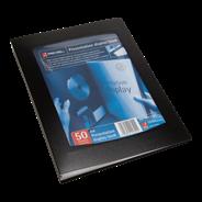 Rexel Displayboek Presentation A4 50 tassen zwart