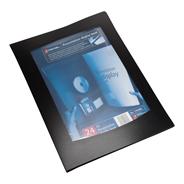 Rexel Displayboek Presentation A3 24 tassen zwart