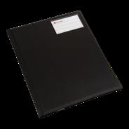 Rexel Displayboek Professional A4 20 tassen zwart