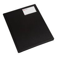 Rexel Displayboek Professional A4 40 tassen zwart
