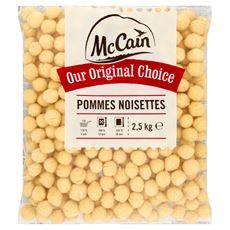 McCain Pommes Noisettes 2,5 kg