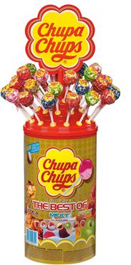Chupa Chups The best of 100 stuks