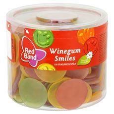 Red Band Winegum Smiles 150 Stuks 1300 g