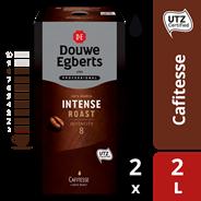 Douwe Egberts Cafitesse Dark excellence 2 liter