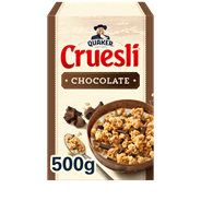 Quaker Cruesli chocolate 500 gram