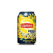 Lipton Ice Tea Sparkling Zero blik 24 x 33 cl