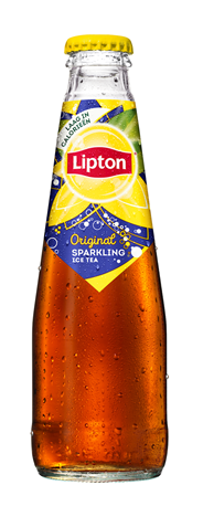Lipton Ice Tea Sparkling fles 28 x 200 ml