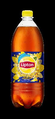 Lipton Ice Tea Sparkling PET 12 x 1,1 liter