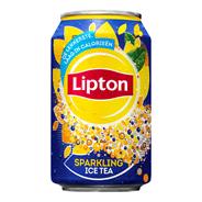 Lipton Ice Tea Sparkling blik 24 x 33 cl
