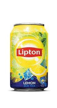 Lipton Ice Tea Still lemon blik 24 x 33 cl