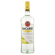 Bacardí Limon Rum 1000 ml