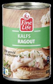 Fine Life Kalfs ragout 400 gram