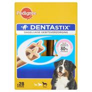 Pedigree Dentastix Dagelijkse gebitsverzorging 28 sticks 1,08 kg
