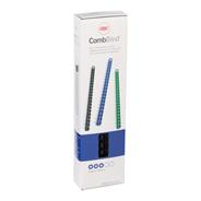 GBC CombBind Plastic Inbindruggen A4 6 mm Zwart 100 stuks