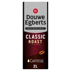 Douwe Egberts Cafitesse Koffie Classic Roast Utz 2l Pak
