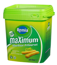 Remia Vloeibaar frituurvet Maximum 10 liter