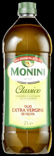 Monini Classico extra virgin olijfolie 2 liter