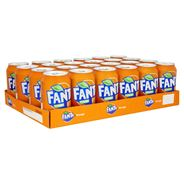 Fanta Orange 24 x 330 ml Blik