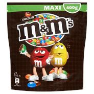 M&M's Chocolate Maxi 400 g