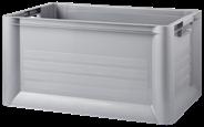 Curver Unibox 60 liter zilver