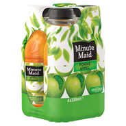 Minute Maid Appel PET 4 x 330 ml
