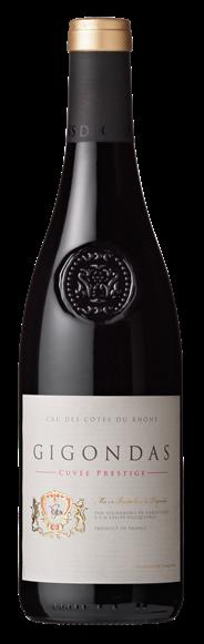 Gigondas Cuvée Prestige 6 x 750 ml