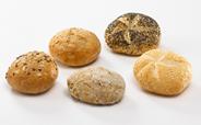 Horeca Select Mini hotelbroodjes assortiment 5 x 5 stuks
