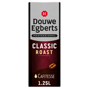 Douwe Egberts Cafitesse Good origin 1,25 liter